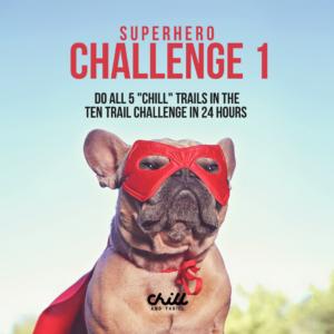 superhero chill challenge