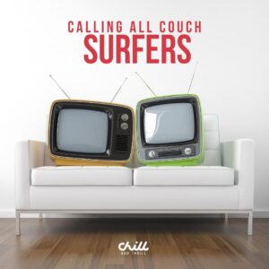 calling all couch surfers - ten trail challenge