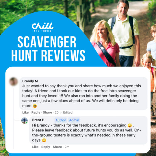chill and thrill reviews - chilliwack bc